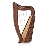 12 cordes harpe par Gear4music