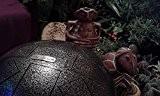 31cm Hapy Fly Tambour fait à la main en métal Hank Réservoir handpan tongu tankdrum à tambour
