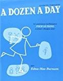 A Dozen a day - Livre 1 : Préparatoire