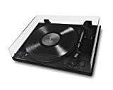 Akai Pro BT100 | Platine Vinyle Bluetooth à Entrainement par Courroie 2 Vitesses et Convertion USB- Finition Noire