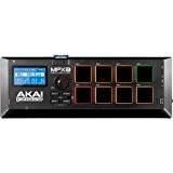 AKAI Pro MPX8 | Lecteur de Samples 8 Pads Sensibles avec Editeur de Samples et Bibliothèque de Sons
