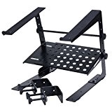 American Audio Uni LTS Table Top Support universel pour Ordinateur portable/Instrument DJ