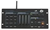 American DJ WiFly RGBW8C Console DMX Noir