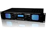 Ampli sono 2 x 1000W lecteur USB/SD/MMC LTC2000USB