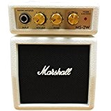 Amplifier - Marshall - Micro Amp.Sonderedition - White