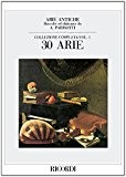 Arie antiche Volume 1 (30 airs) - Cht/Po