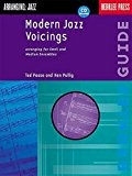 Arranging Jazz: Modern Jazz Voicings. Partitions, CD pour Big Band et Groupe De Concert, Ensemble De Cuivres, Ensemble De Cordes, ...