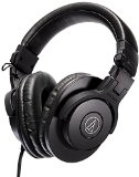 Audio-Technica ATH-M30X Casque audio professionnel Noir