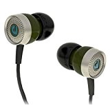 AudioFly AF45 Extra Virgin Mic Ecouteurs intra-auriculaires Vert