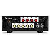 Auna Amp-EQ-Sing Karaoke - amplificateurs audio (20 - 20000 Hz, Bornes à vis, Énergie)