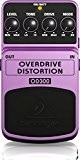 Behringer OVERDRIVE/DISTORTION / OD300 Pédale de distorsion/overdrive (Import Royaume Uni)