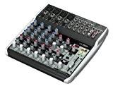 Behringer XENYX Q1202USB Console de mixage 12 entrées avec interface audio USB