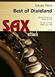 Best of Dixie Pays for Saxophone Quartet (aaab-SATB)/pour saxophone Quartet (aaab-SATB) (Partition et voix) (Sax Attack)