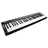 Bird MK49 Clavier maître MIDI/USB 49 touches Noir
