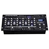 BST ACTIV218 Table de mixage Noir
