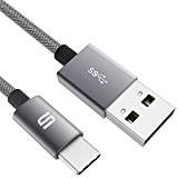 """Cable USB Type C vers USB 3.0 Syncwire Cable USB C """"Garantie à Vie"""" 1M pour Nexus 5X/6P, Lumia 950/XL, ..."""