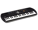 Casio SA-77 Mini Clavier 44 Touches Gris