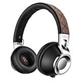 Casque Audio, Sound Intone CX05 Écouteur Hifi Stéréo Bass Conception en Mode Anti-Bruit Réglable et Pliable avec Microphone 3.5mm jack ...