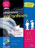 Chansons Enfantines pour Piano +CD
