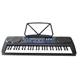 Clavier DynaSun MK4500 USB 54 Touches E-Piano Keyboard Fonction Enseignement Intelligent