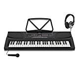 Clavier Électronique 54 touches MK-1000 par Gear4music - Pack Débutants