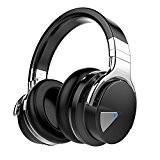 COWIN E7 Casque Audio à Réduction Active de Bruit Over-Ear Bluetooth 4.0 stéréo Écouteurs sans fil Avec Microphone NFC, léger, ...