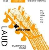 CUERDAS LAUD - Galli (LA120) (Juego Completo)