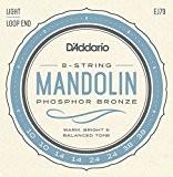 D'Addario EJ73 Cordes pour Mandoline