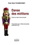 Danse des Mirlitons pour Quatuor de Flutes