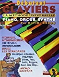 Débutant Claviers La Méthode Universelle Piano Orgue Synthé + CD