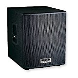 Definitive Audio M 115 A Caisson de Basse Actif 500 W Noir