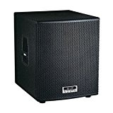 Definitive Audio M 118 A Caisson de Basse Actif 600 W Noir