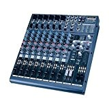 Definitive Audio MX 1404 FX Mixer 10 Voies avec DSP Noir