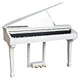 Delson/Ringway 8891 Piano meuble Adadgio Type crapaud Blanc laqué