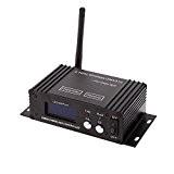 Docooler 2.4G DMX 512 Sans Fil Contrôleur émetteur Récepteur écran LCD Power Réglable Contrôleur d'éclairage