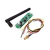 Docooler 2.4G DMX512 Sans fil éclairage LED de la Scène PCB LED Contrôleur émetteur Récepteur avec Antenne