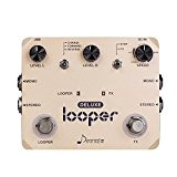 Donner - Pédales à effets pour guitare Deluxe Looper Pédales d'effet