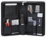 Elagon - Pro Care Kit pour toutes guitares. Kit complet d'entretien et de nettoyage. Tout ce qu'il faut pour maintenir ...