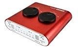 Emperor of Gadgets® USB externe carte son et de mixage audio de trois entrées pour Discours enregistrement, Conversation, Musique, Overdubs
