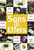 Fredd Judge Sons Et Effets Guitar Tab Book/Cd French.