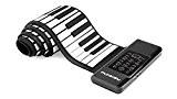 Funkey RP-88A piano enroulable avec MIDI y compris la pédale de sustain