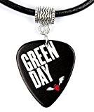 Green Day American idiot de guitare-Collier Femme