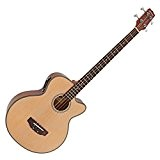 Guitare Basse Electro Acoustique par Gear4music