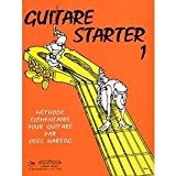 Guitare Starter Volume 1 - Livre + CD inclus