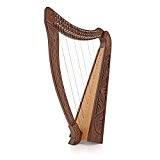 Harpe à cordes 22 avec leviers par Gear4music