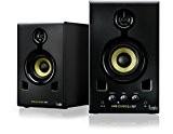 Hercules - 4780691 - XPS 2.0 60 DJ SET Enceinte Monitoring  Active pour PC /Mac Noir - 40 W ...