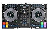 Hercules DJ Control Jogvision - Contrôleur DJ pour la Performance avec Affichage dans les Jog Wheels