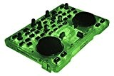 Hercules DJControl Glow - Contrôleur DJ Double Platine avec Effet Lumineux