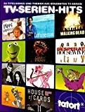 Hits-50chansons et des questions de Titres de séries TV Célèbre Séries TV-SONG livre arrangés pour Piano, Chant et Guitare [Notes/sheetm ...