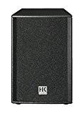 HK Audio PR:O 12 A Enceinte pour MP3 & Ipod Noir